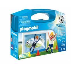 Soccer Shootout carry case. PLAYMOBIL 5654