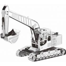 Crawler excavator.