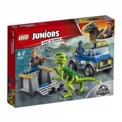 Raptor Rescue Truck.