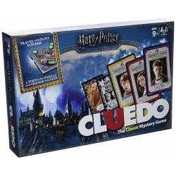 Cluedo Harry Potter.