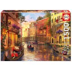 Sunset in Venice. 1500 pcs.