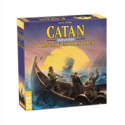 Catan. Explorers and pirates.