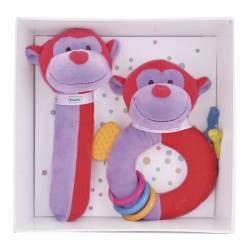 Baby Gift Set . Monkey. FIESTA