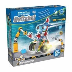 Robotics: Deltabot.