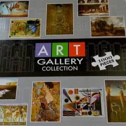 Art gallery, 1000 pcs.