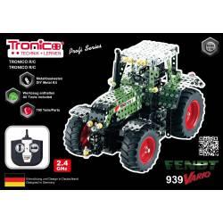Tractor Fendt 939. RC.