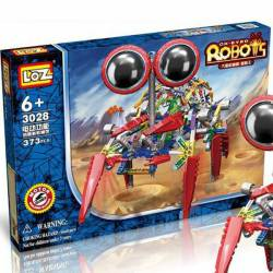 Ox-Eyed Robot.