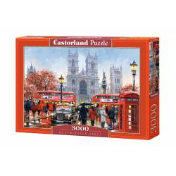 Westminster Abbey, 3000 pcs.
