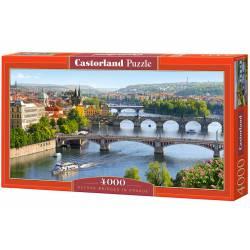 Bridges in Prague, 4000 pcs.