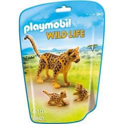 Leopard cubs.