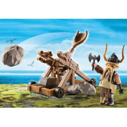 Gobber with Catapult.