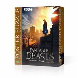 Fantastic Beasts: NY City.