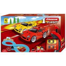 Ferrari, 1. first. CARRERA