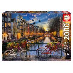 Amsterdam. 2000 pcs.