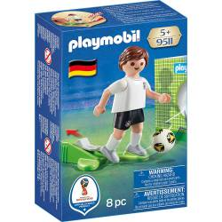 Football player, Germany.