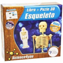 Skeleton, puzzle.