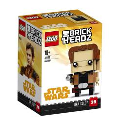 Brick Headz, Han Solo (Star Wars).