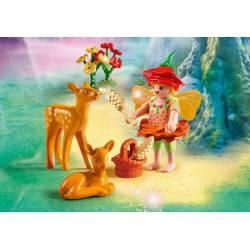Fairies with Magic Cauldron.