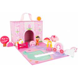 Princesses' Castle Themed Play Set.