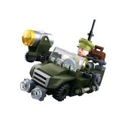 Army vehicle.