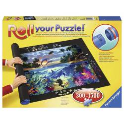 Roll your puzzle.