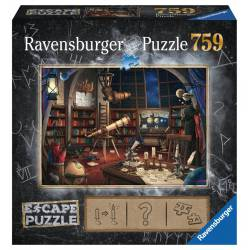 Escape puzzle: El observatorio.