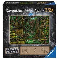 Escape puzzle: Temple.