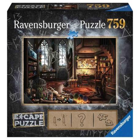 Escape puzzle: The dragon.