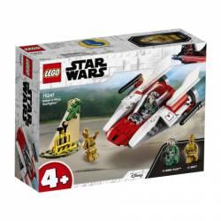 Rebel A-Wing Starfighter.