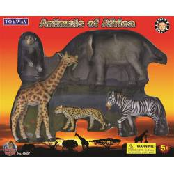 Wild animals.