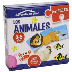 The animals.