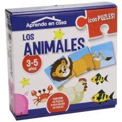 The animals. ED. SALDAÑA