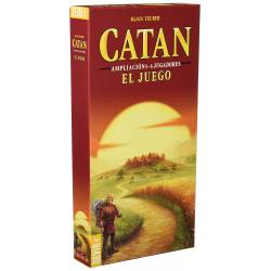 Catan. 5-6 players expansion.