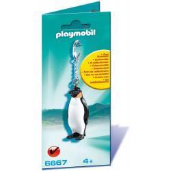 Key chain, penguin.