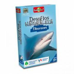 Nature challenge: sharks.