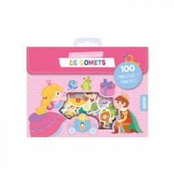 Gomets: Prince and princesses.
