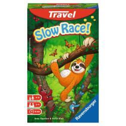 Slow Race! Travel.