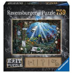Escape puzzle: Submarino.