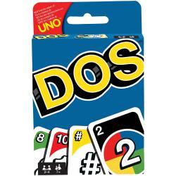 Dos, game cards.