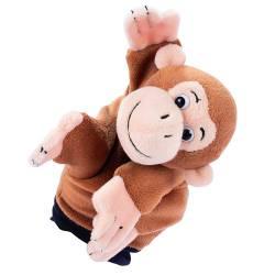Hand Puppet: monkey.