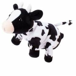 Hand Puppet: cow.