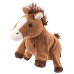 Hand Puppet: horse.