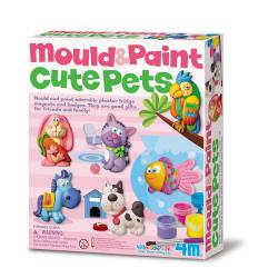 Mould and paint: Professions.