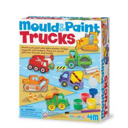 Mould and paint: Pets.