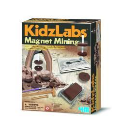 Magnet mining.