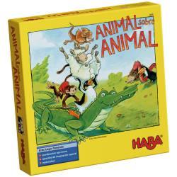 Animal upon animal.