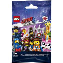 The Lego movie, Minifigures.