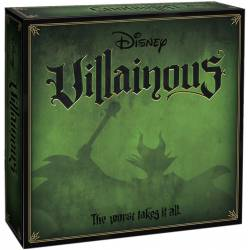 Disney Villainous.
