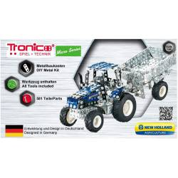 New Holland T5-115 Tractor.