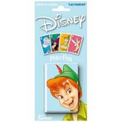 My first cards: Peter Pan.